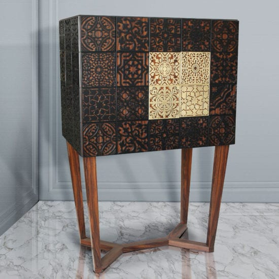 Virtuoso Cabinet | Artistic Collection