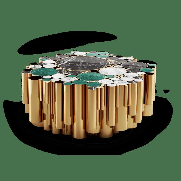 Wanderlust modern center table | artistic collection