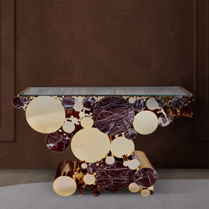 Wanderlust console | artistic collection
