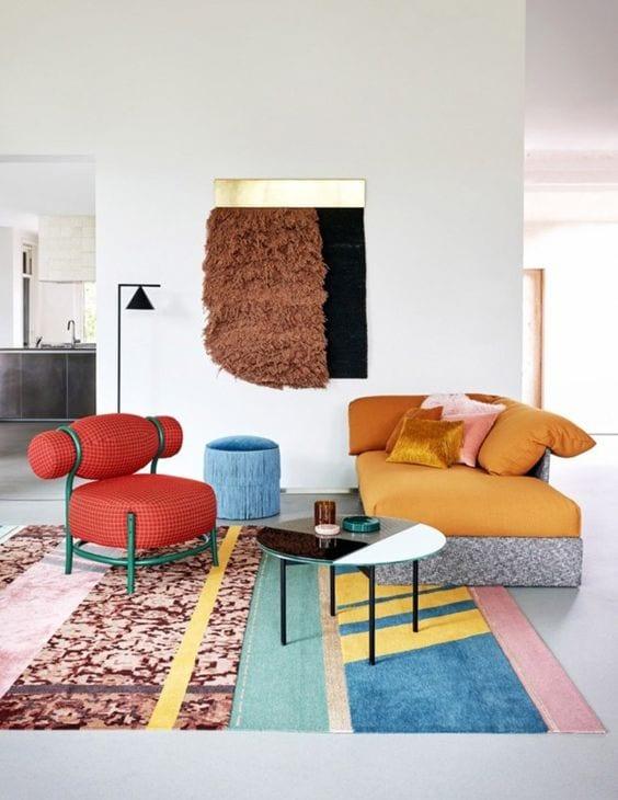 Art Meets Interior Design Post Modern Décor