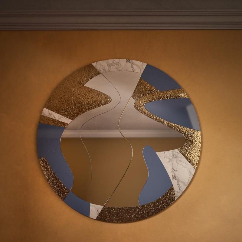 Art Meets Interior Design Starry Mirror