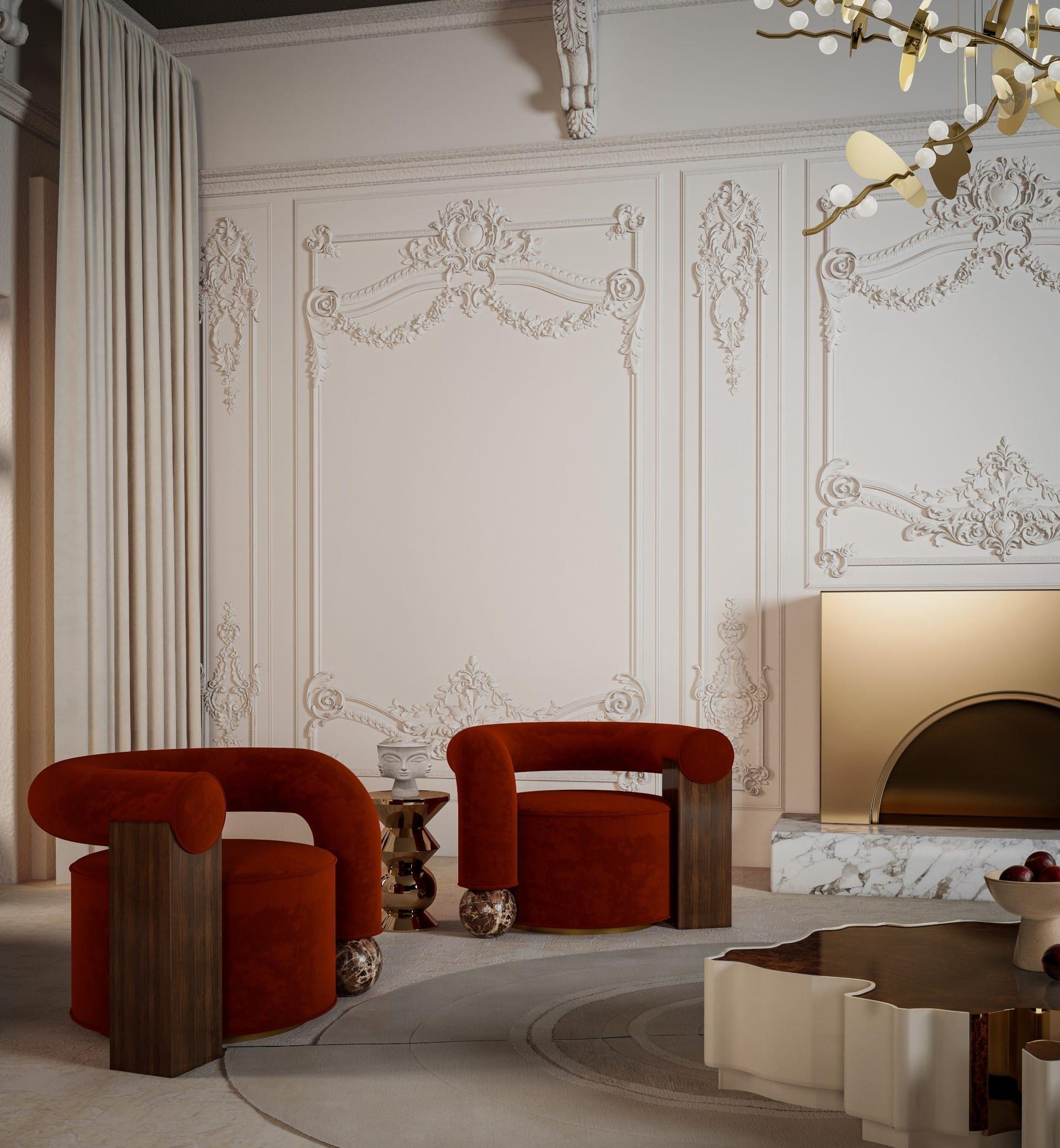 Galatea armchair ambience