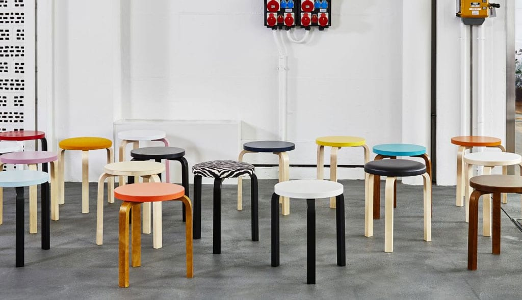 International Iconic Furniture - Stool 60