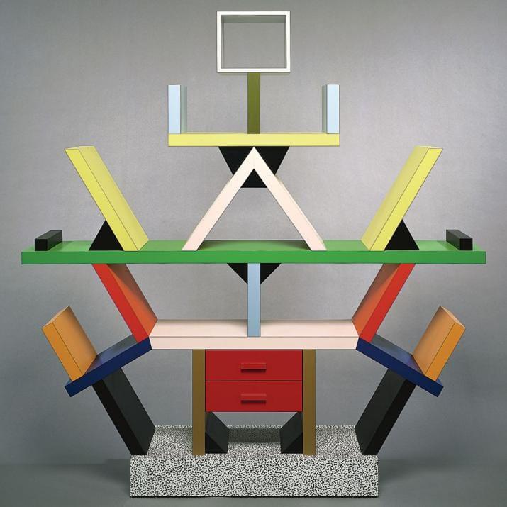 Postmodern furniture