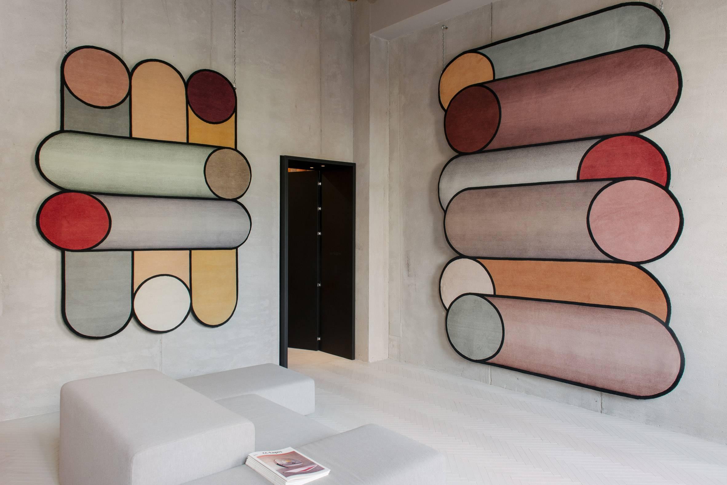 Patricia urquiola design rugs