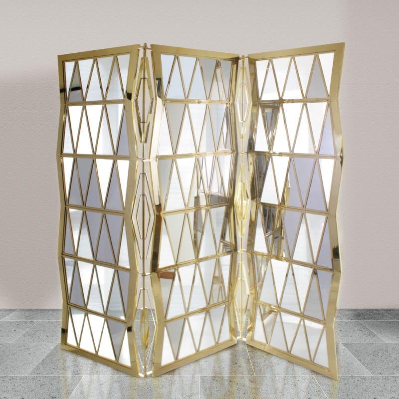 Trinity Folding Screen