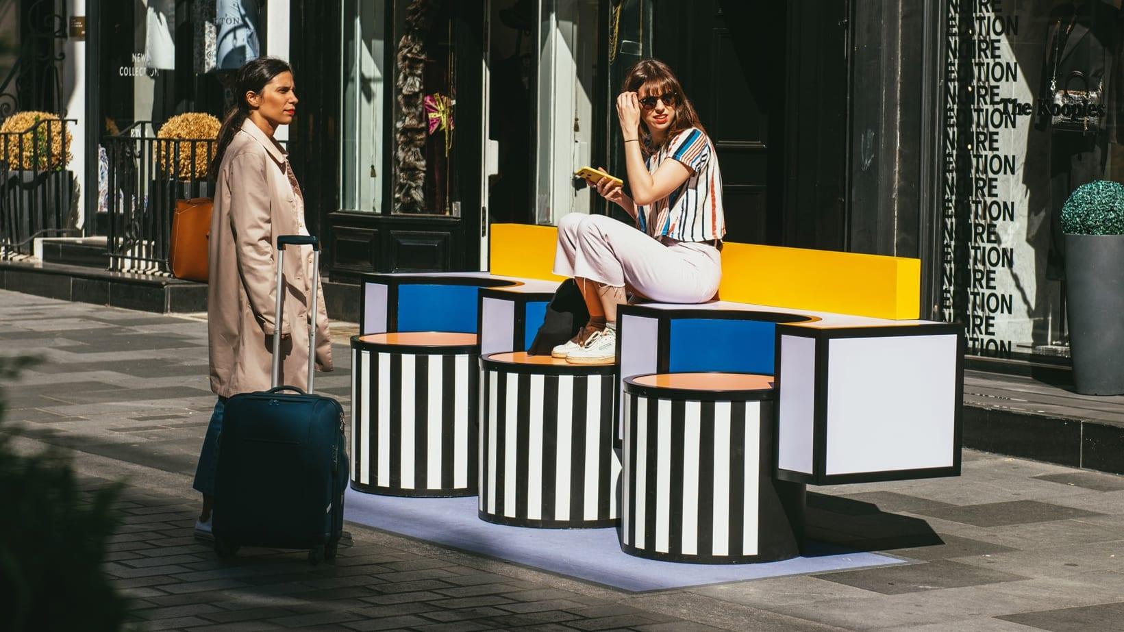 Walala Longue - London Design Festival