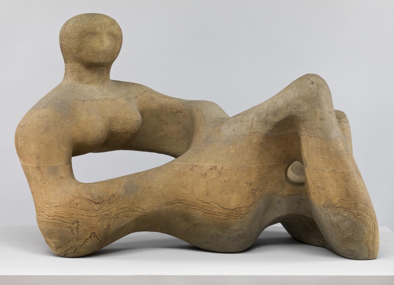 Recumbent figure 1938 henry moore