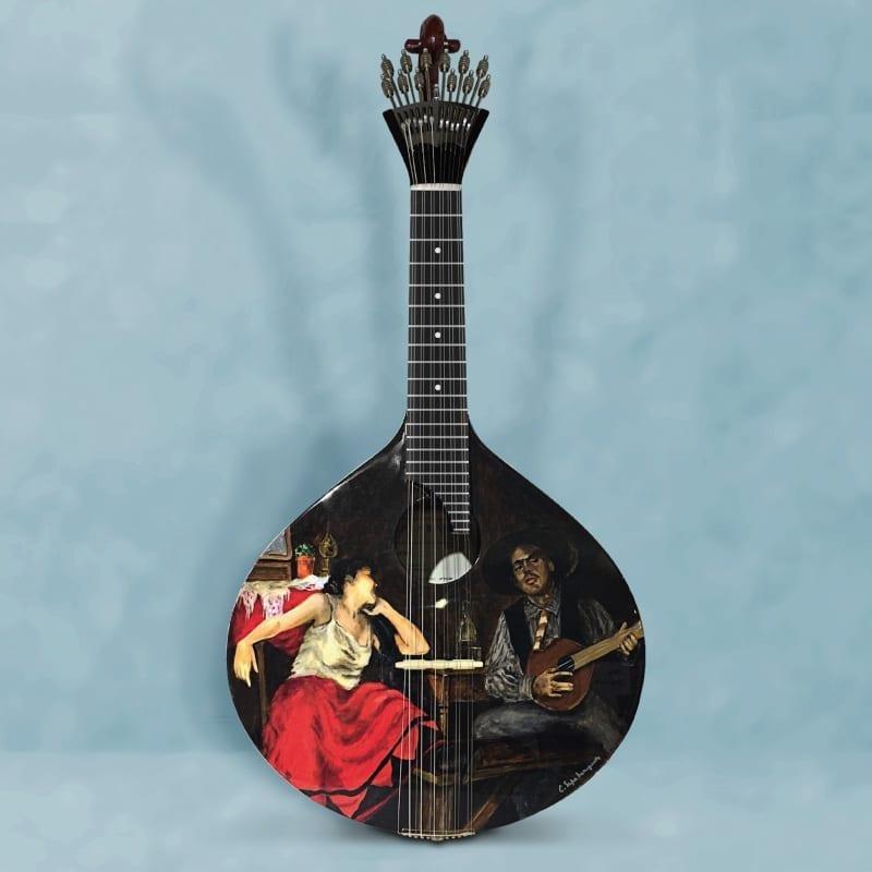 Fado Guitar