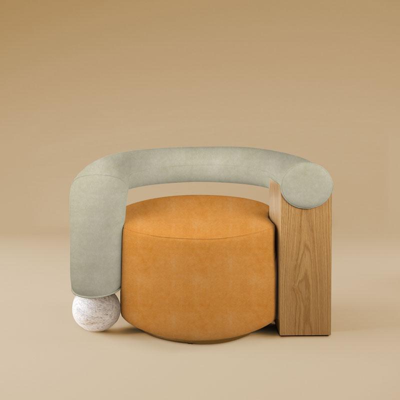 Galatea armchair