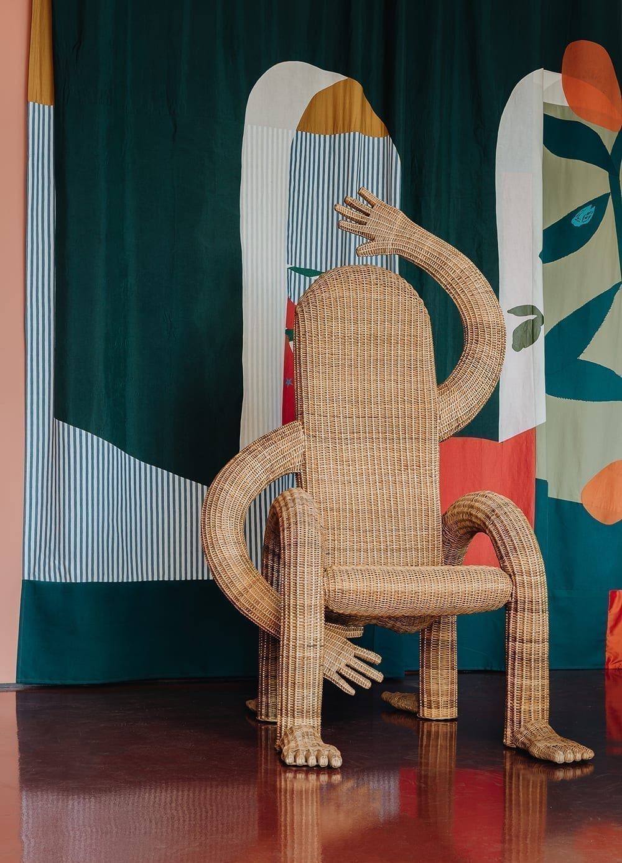 Project Room-India Mahdavi-Bellechasse