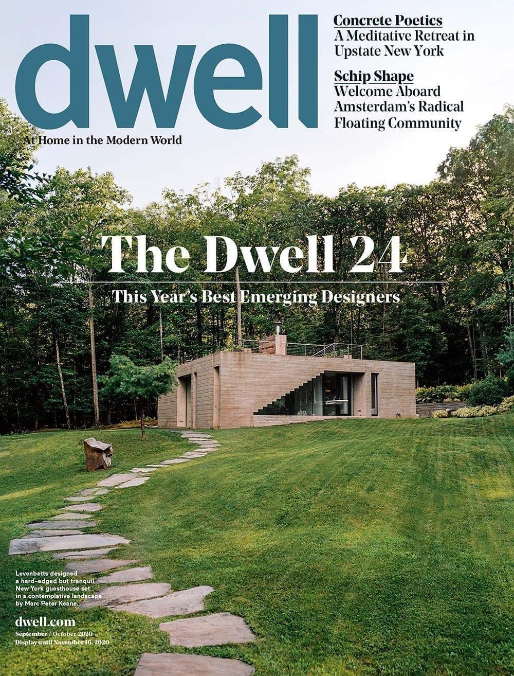 Most known interior design magazines- dwell magazine
