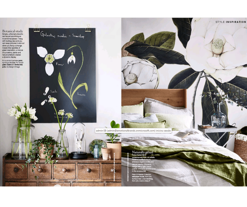 Most known interior design magazines - house beautiful