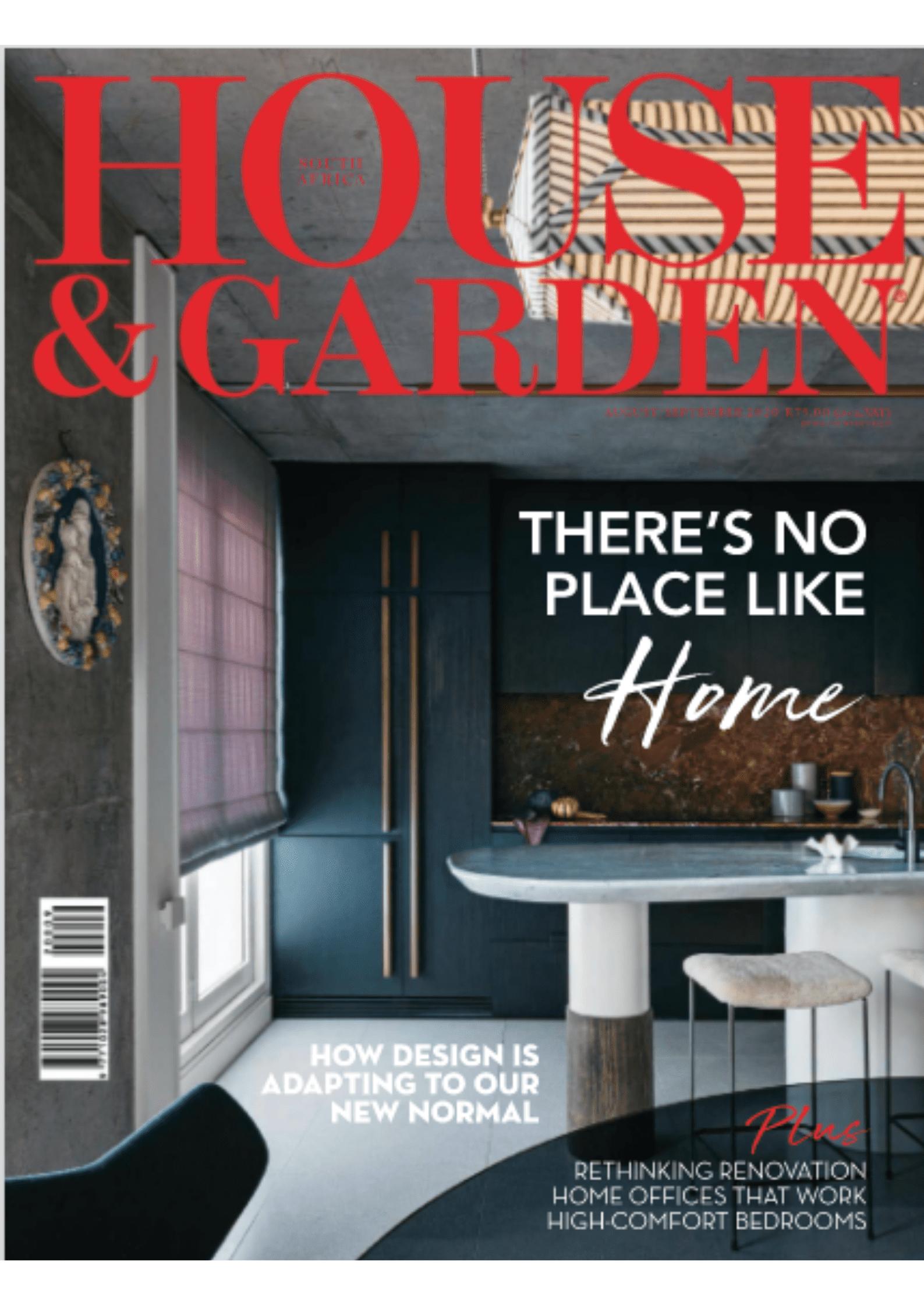 Most known interior design magazines - house garden