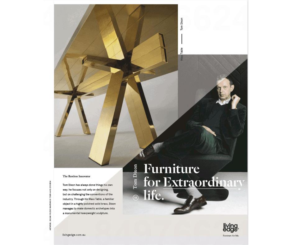 Most known interior design magazines - vogue living