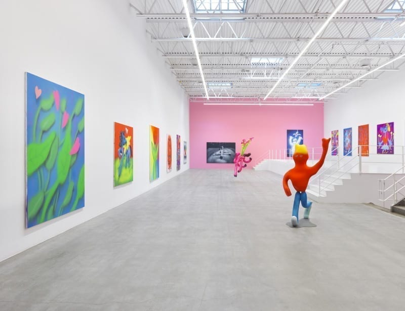 Best art galleries-all over the world- deitch projects