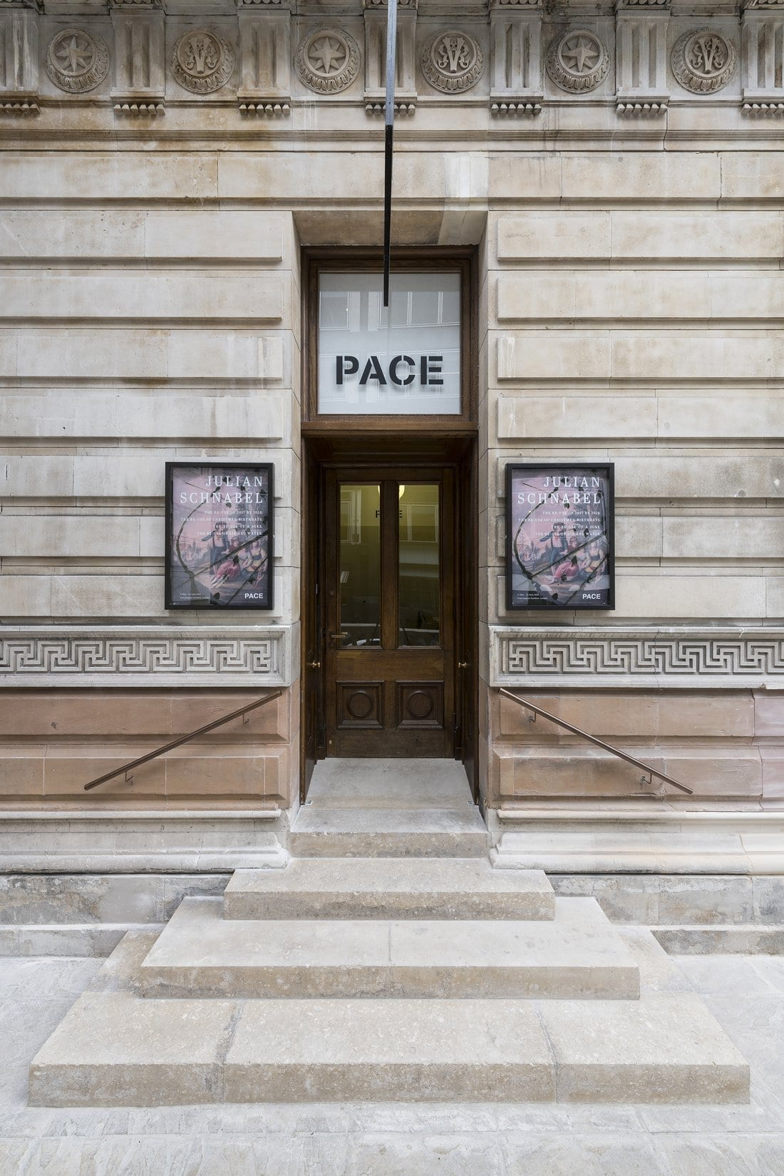Best art galleries- all over the world-pace gallery