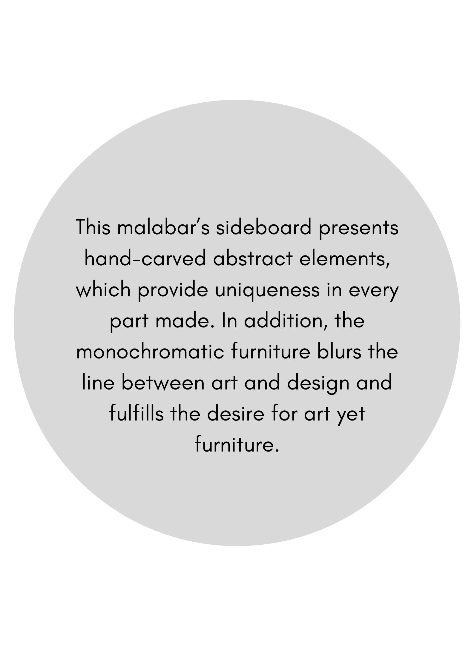 Art-inspired furniture