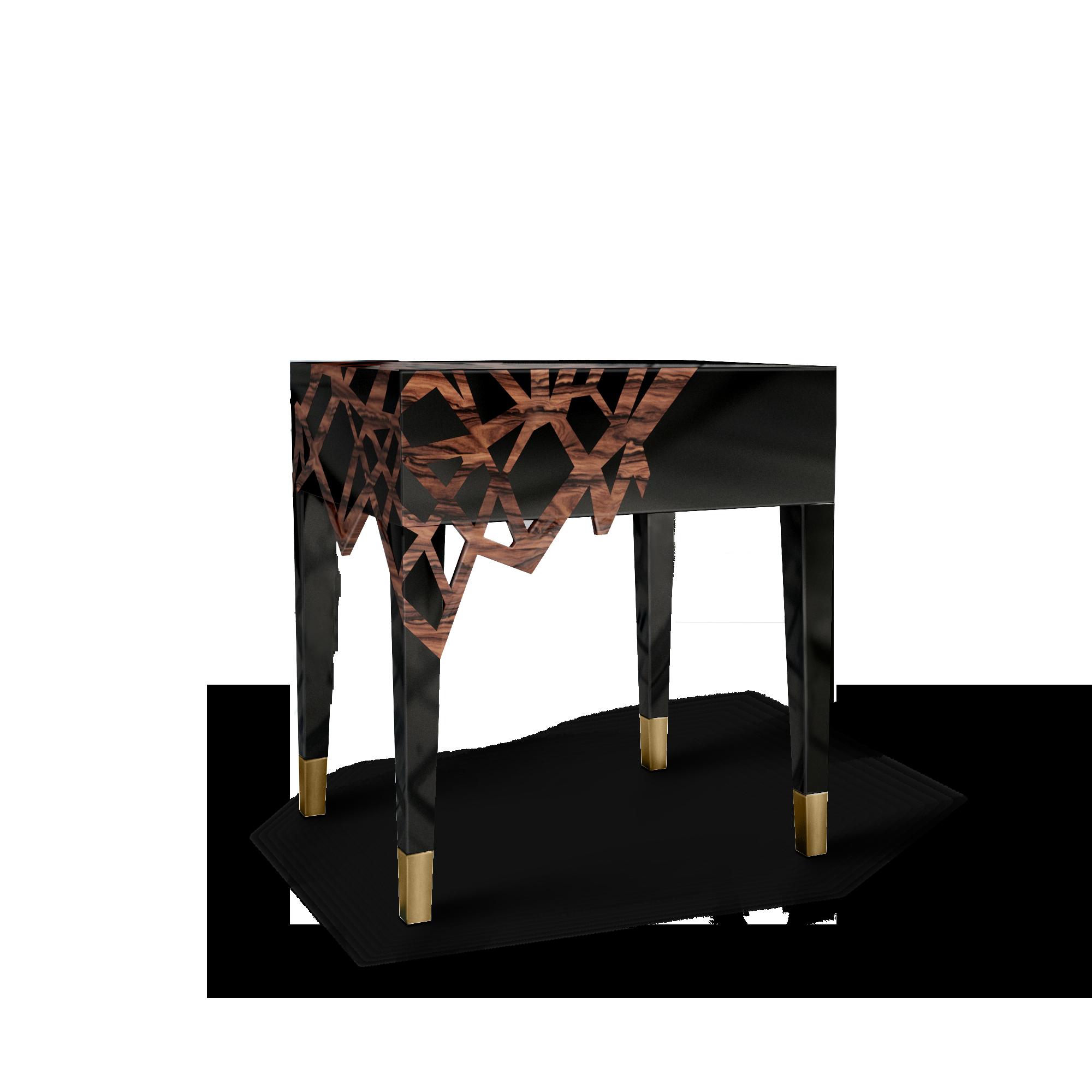 Dynasty nightstand