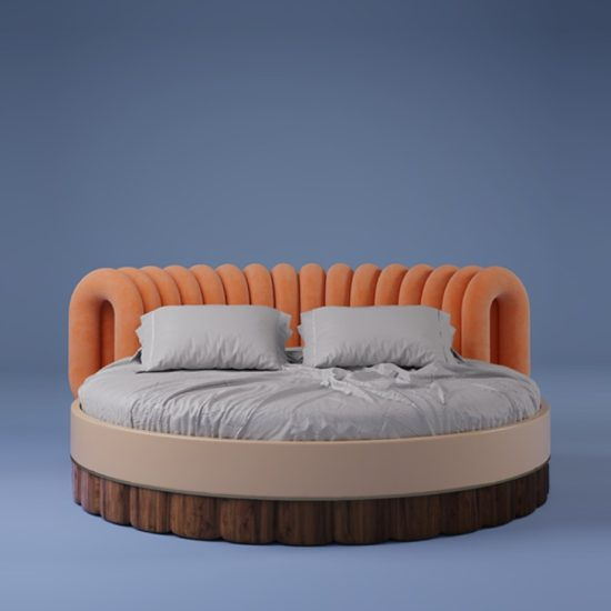 Post-future bed
