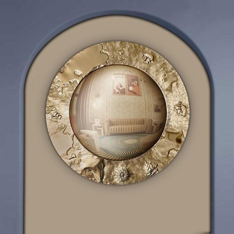 Horizon discovery mirror
