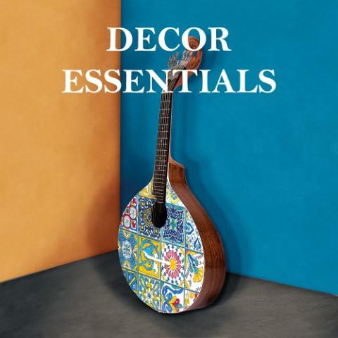 Malabar's artistic decor essentials