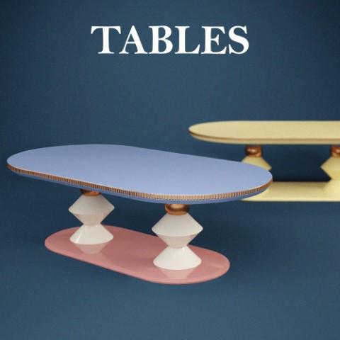 Malabar's artistic tables