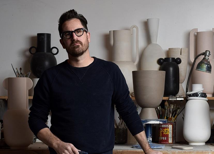 Eric roinestad ceramic artist