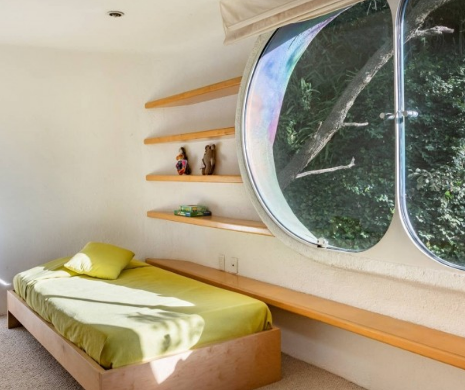 Quetzalcoatls nest - airbnb interior design - malabar