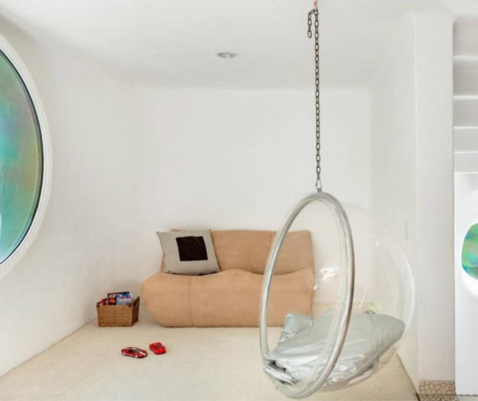 Quetzalcoatls nest - airbnb - interior design malabar