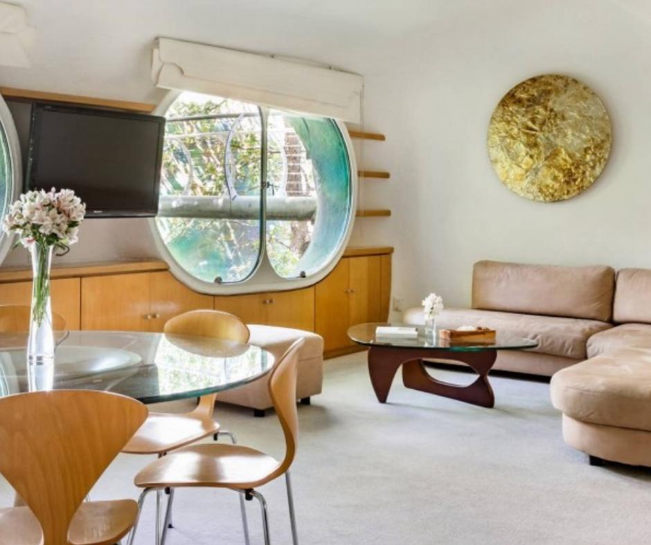 Quetzalcoatlsnest - airbnb interior design-malabar